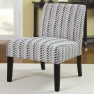 ACCENT ARMLESS SEATING CHAIR WITH CONTEMPORARY DESIGN STYLE BY COZY™
