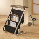 ACCENT MULTI TIERED RACK WITH TABLE TOP AND POCKETS BY COZY™