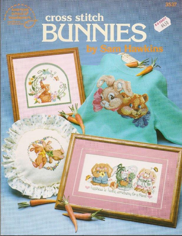 Bunnies by Sam Hawkins