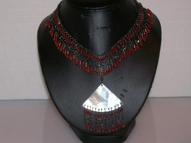Necklace Mother Of Pearl - TBM-MOPN-001