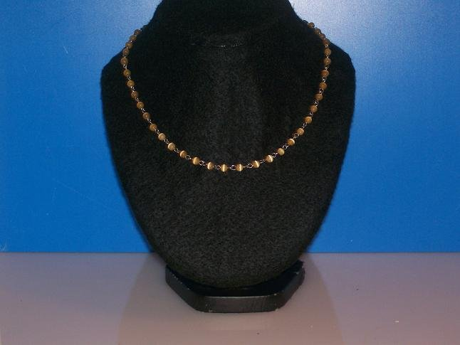 Tiger's Eye Necklace - TBM-GSN-011