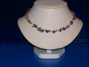 Necklace / Choker Gemstone Chips - TBM-GSN-019