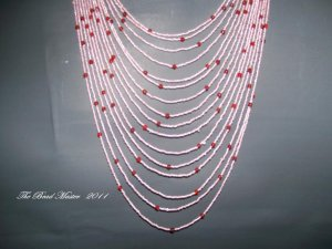 16 - Strand Over The Head Necklace - TBM-OTH-002