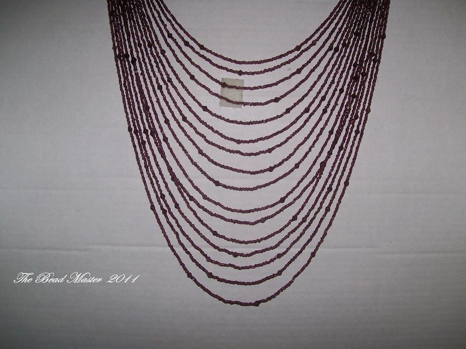 16 - Strand Over The Head Necklace - TBM-OTH-006