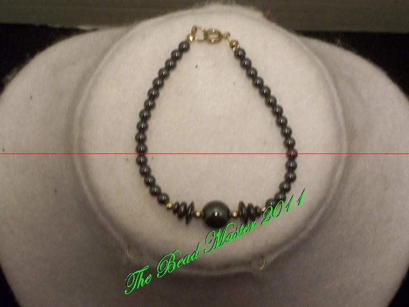 Hematite Bracelet - TBM-HBL-002