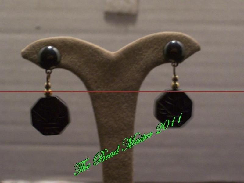 Hematite Earrings - TBM-HE-019
