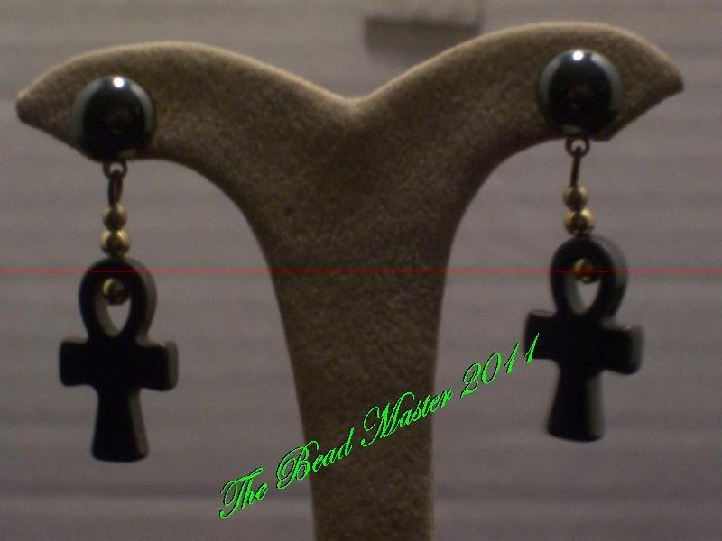 Hematite Earrings -TBM-HE-020