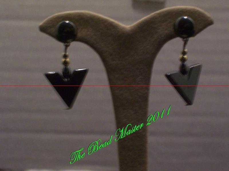 Hematite Earrings - TBM-HE-021