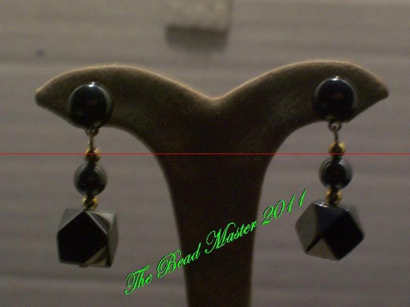 Hematite Earrings - TBM-HE-023