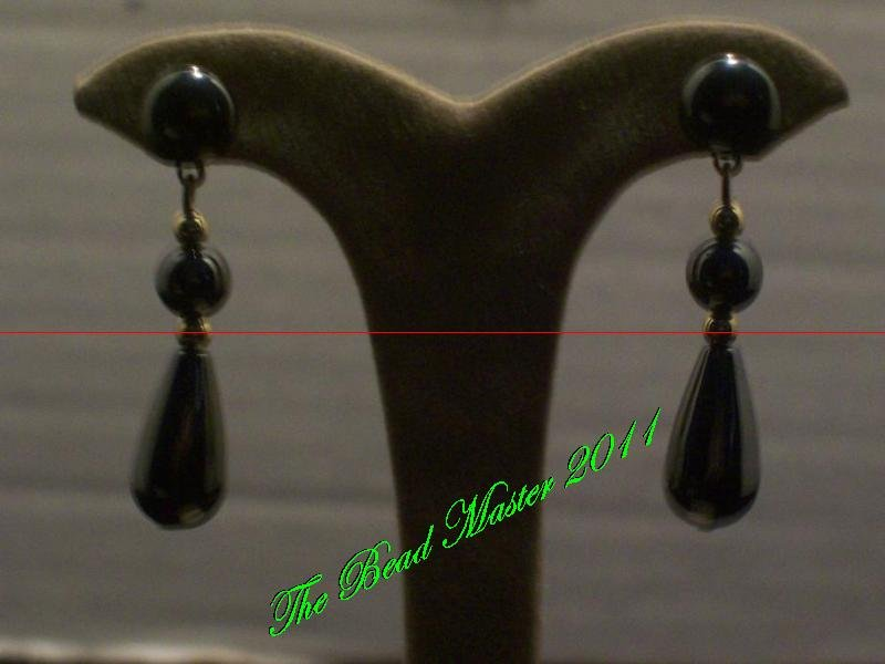 Hematite Earrings - TBM-HE-024