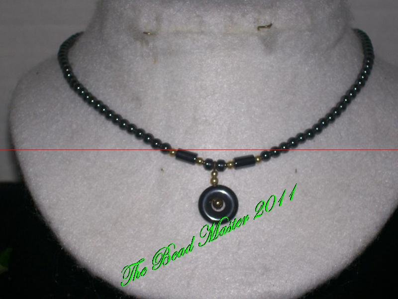 Hematite Necklace - TBM-HN-009