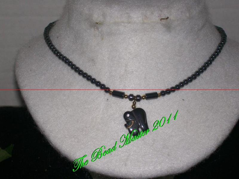 Hematite Necklace - TBM-HN-010