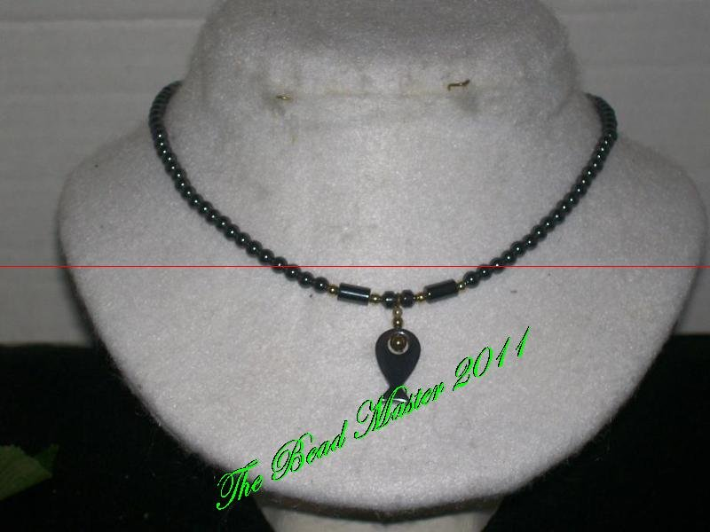Hematite Necklace - TBM-HE-013
