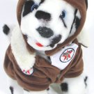 Texaco Ace Pilot Plush Dog