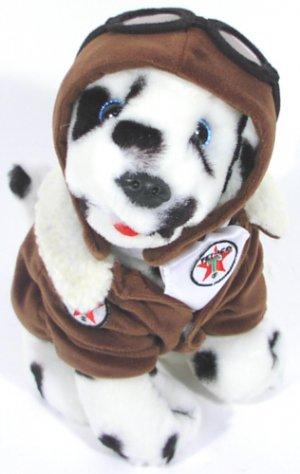 Texaco Ace Pilot Plush Dog