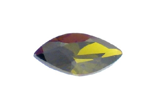 1.3 Carat 3MM X 6MM Peridot MARQUIS Shaped Hand Cut Gemstone