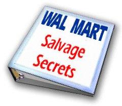 Wal-Mart Surplus Secrets Book