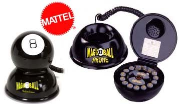 MAGIC 8-BALL TELEPHONE