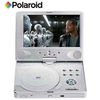 PORTABLE DVD PLAYER WITH GAME CONTROLLER