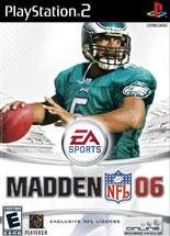 Madden 06 (PS2)