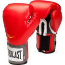 EVERLAST Pro Style Training Gloves RED 16 Oz. Boxing NEW