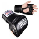 Combat Sports Pro Style MMA Gloves BLACK LARGE