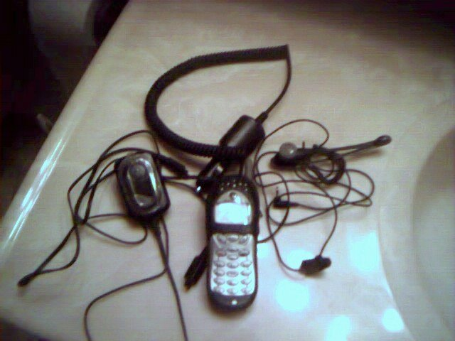 Motorola Cell Phone From VeriZon.