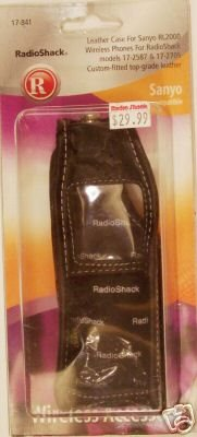Wireless Phone Carry Case For A Sanyo rl2000 Brand New