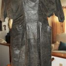 Real Leather Dress By Keli Kouri