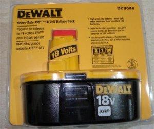 Battery For DeWalt Cordless Drill NIB