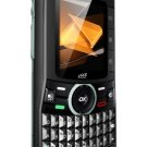 BOOST MOBILE i465 MOTOROLA CLUTCH (Black) - Free Shipping!!