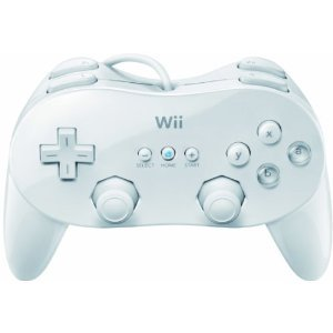 Wii Classic Controller Pro - 20% OFF!
