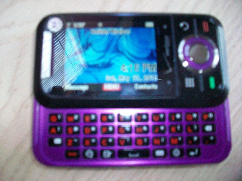 Verizon Motorola Rival A455 - Free Shipping!!