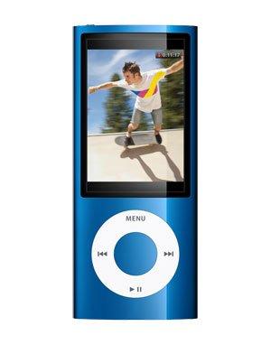 Apple iPod nano 8 GB Blue (5th Generation)