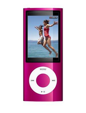 Apple iPod nano 8 GB Pink (5th Generation)