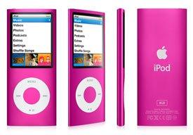 Apple Ipod nano 8GB 4th Generation - Pink