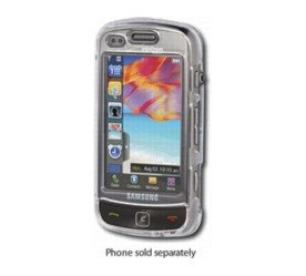 Clear Xentris Wireless Hardcover Case for Samsung Rogue SCH-U960 - Free Shipping!