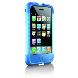 Digital Lifestyles Outfitters Jam Jacket with 3 Surface Shields for iPhone 3G, 3G S (Cobalt Blue)