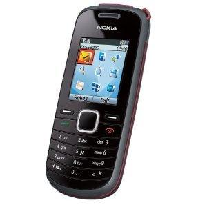 Nokia 1661 Prepaid Phone, Black (T-Mobile) - FREE SHIPPING