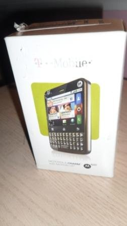 T-Mobile Motorola Charm GSM Unlocked Cell Phone - 35% OFF ! FREE SHIPPING!