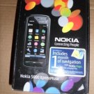 Nokia 5800 XpressMusic Unlocked, 3G, GPS with Free voice navigation, and 8GB MicroSD card (Black)