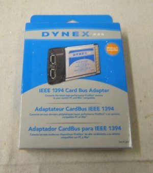 Dynex - 2-Port USB 2.0 PCMCIA Notebook Card