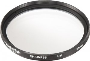 Rocketfish RF-UVF55 UV Lens Filter