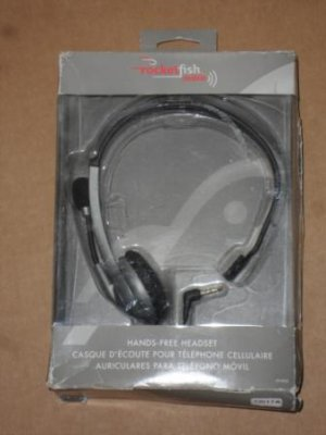 Rocketfish RF-HF22 Handsfree Headset