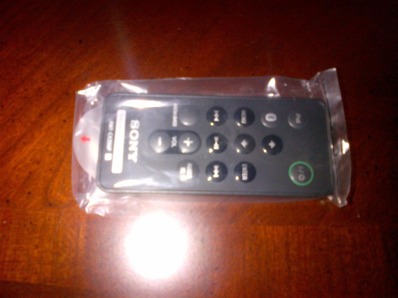 Sony RMTCX200IP Remote Control - Factory Original