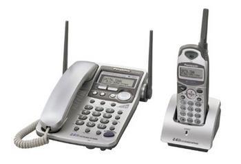 Panasonic Kxtg2584 2.4 Ghz Gigarange