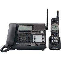 Panasonic Kxtg4500b 5.8ghz Dual Handset Cordless Phone W/Answering System