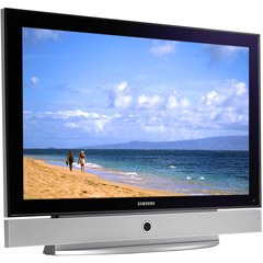 Samsung HP-R4252 HDTV - Plasma TV with Integrated ATSC/Digital Cable Ready Tuner