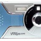Vivitar Vivicam 3340 Digital Camera