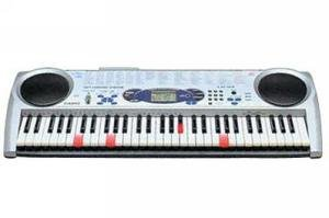 Buy electronic music - Casio Lk-43 Magiclight Electronic Music Keyboard